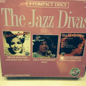 You Also Win The Jazz Divas 3 CD Set, Courtesy of Jazz Joy and Roy-Photo by Kathy Diane Hanson Gray